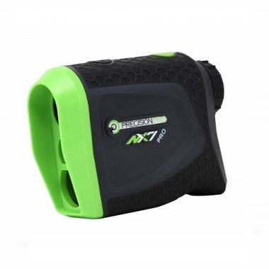 green magnification golf device