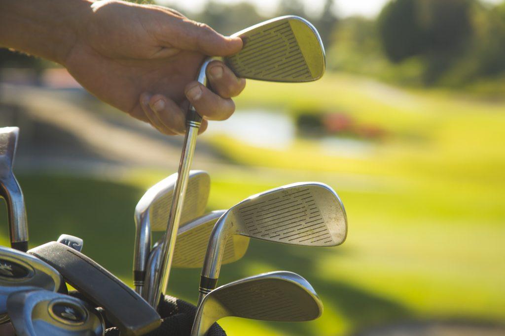 golf club decision